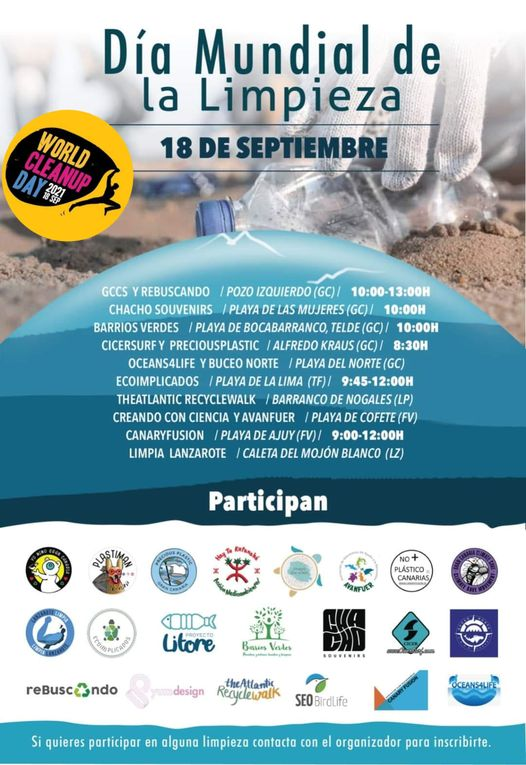 WorldCleanUpDay2021Lanzarote