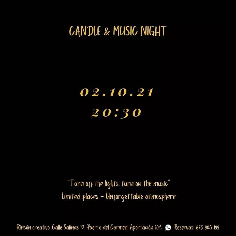 CandleMusicNight2021October02